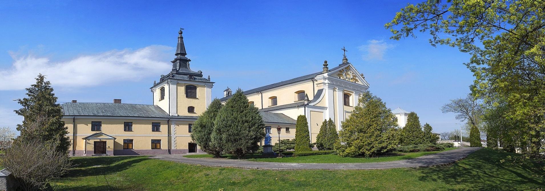 Parafia pw. Imienia NMP w Szczuczynie